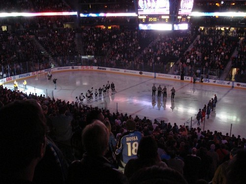 20080112_Pens v. Thashers_National Anthem