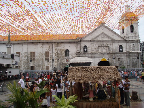 Cebu - Basilica del Sto. Nino Church people  Pinoy Filipino Pilipino Buhay  people pictures photos life Philippinen  菲律宾  菲律賓  필리핀(공화국) Philippines