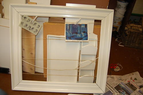 Paint a frame