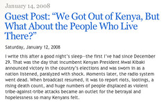"How to Change the World- Guest Post- ""We Got Out of Kenya, But What About the People Who Live There?""_1200867570845"