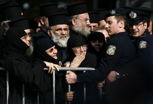 GREECE-RELIGION-ORTHODOX