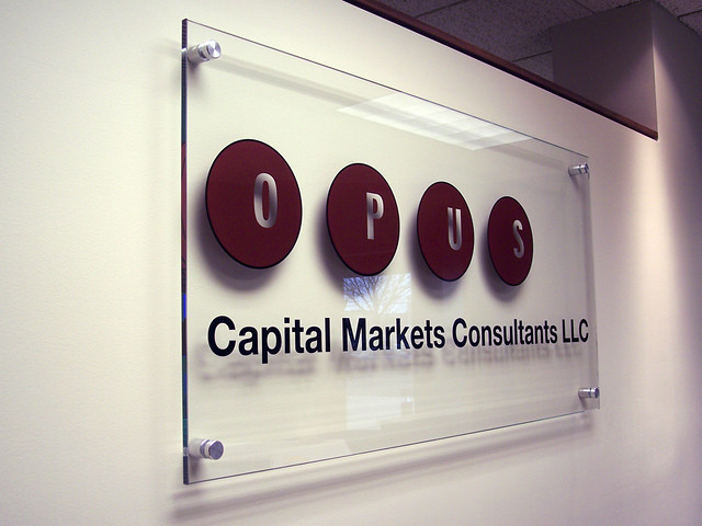 Corporate Signage | Lobby and Reception Signs – Chicago Installation