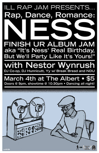 Ness, Finish Ur Album!