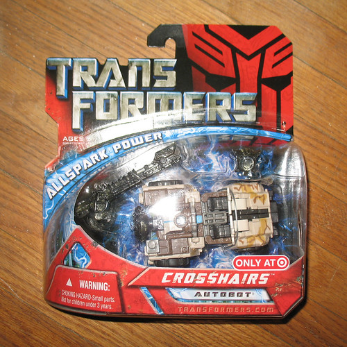 Transformers Movie Crosshairs (Target Exclusive)