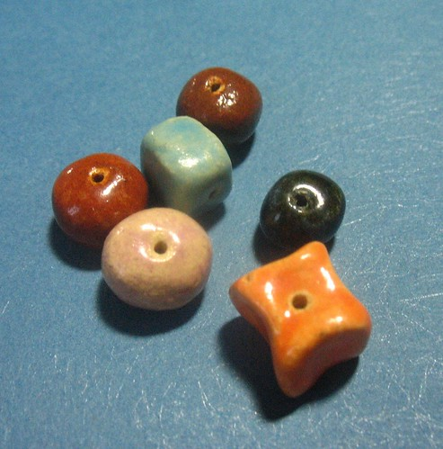 Orphan Handmade Ceramic Bead Set