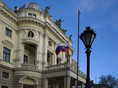 (gsellorama) Tags: olympus bratislava slowakei slovenska slowakia pressburg e410 dmmerung