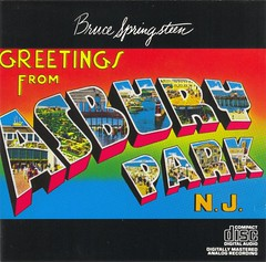 Bruce Springsteen - Greetings From Asbury Park (1973)