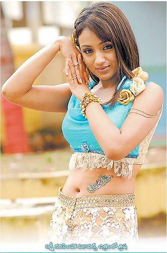 Trisha Krishnan, Trisha
