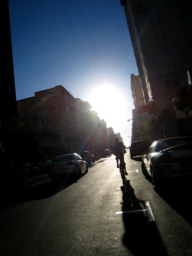 Tenderloin Sunset