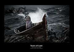 Tears of Lost (imrandahrir.photography) Tags: sea digital child super imaging impose