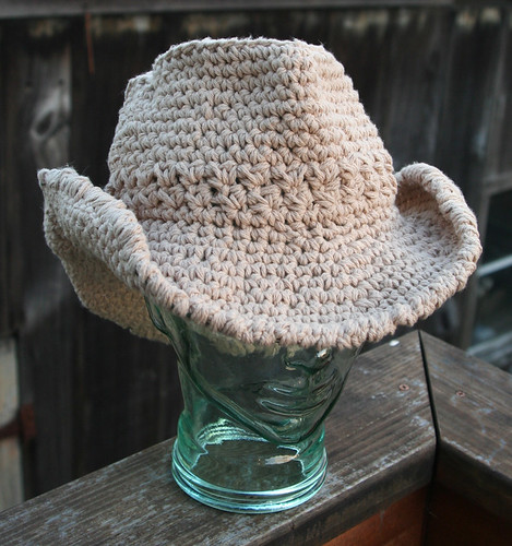 Knitting Pattern Cowboy Hat : COWBOY BABY CROCHET PATTERN Crochet Patterns