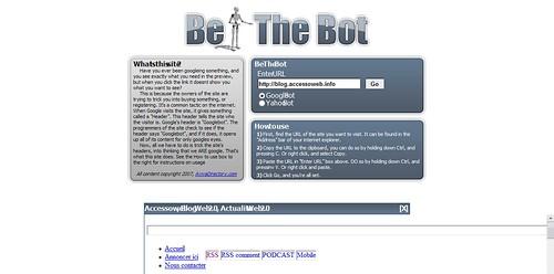 BeTheBot
