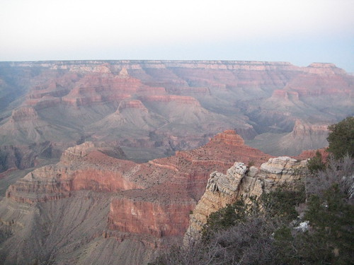 Glance Towards Yaki Point