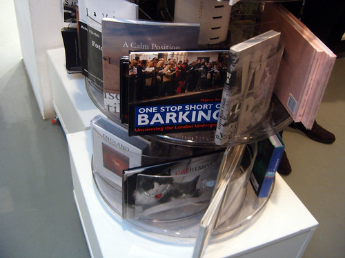 One Stop Short of Barking in Photographers' Gallery Bookshop