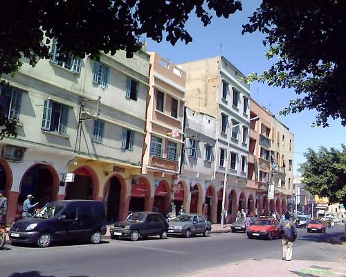 ساحة الفداء الدار البيضاء