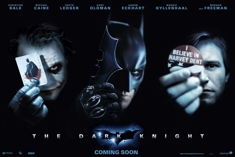 Batman the Dark Knight Int. Poster 5
