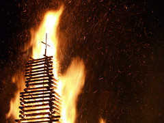 Witches are burning (petr.zavadil) Tags: festival czech witch burning stake revnice brdy evnice