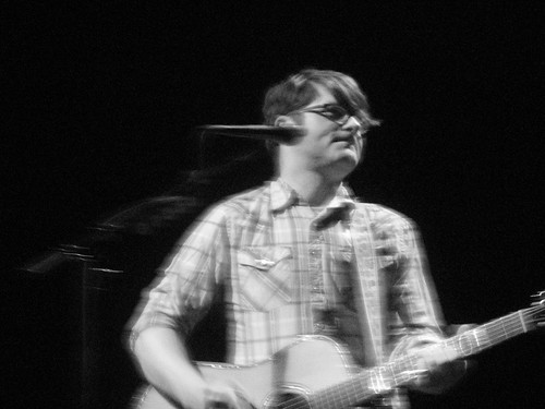 Colin Meloy, the Fillmore, 4-30-2008