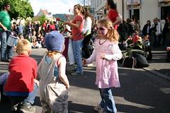 Kids dancing II