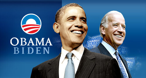 Obama - Biden Look Great Together