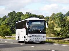 Photo of S12 YST - VDL DE40PSSB4000  / Van Hool Alizee T9 - C49Ft - D&E Coaches Ltd., Inverness, Scotland.