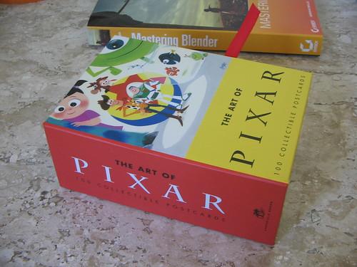 Cartões postais da Pixar