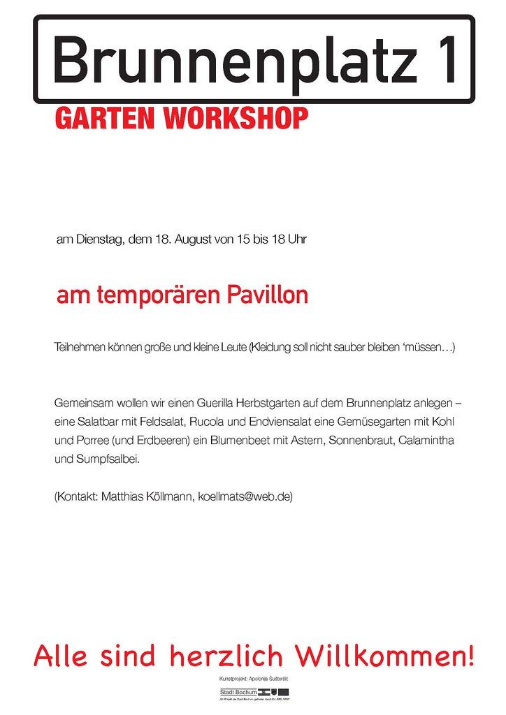 Garten workshop2