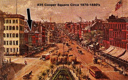 35CooperSq circa 1870-80s painting