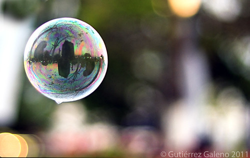 burbujas de jabon