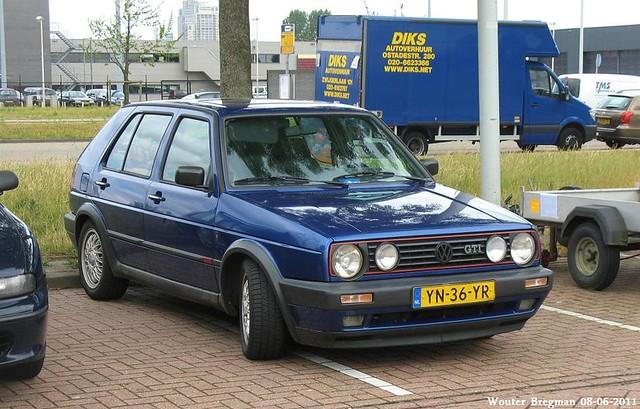 amsterdam golf volkswagen gti 1990