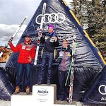 Calgary's Tyler Werry (BC Team/FAST) wins the Nor-Am super-G title at Nakiska; fellow Canadian Dustin Cook was second overall; American Ryan Cochran-Siegle was third
