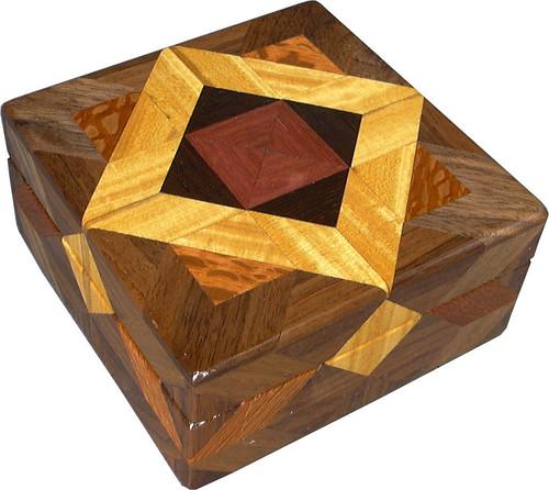 Original Aunt Sukeys Choice Square Box