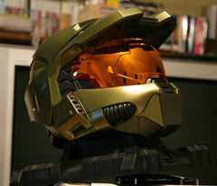 legendary helmet (inajeep) Tags: helmet xbox 360 legendary gaming 2007 halo3
