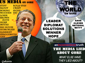 Media Lies About Gore