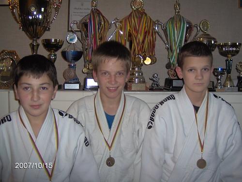 Pirmas iš kairės A.Oganian, D.Kasteckas, R.Diburys