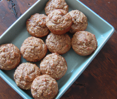 Apple Muffins - with apples from Linvilla Orchards