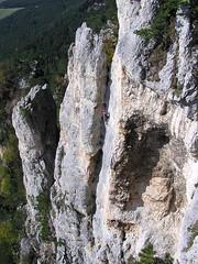 Wildenauersteig (rudi_valtiner) Tags: mountains alps sterreich wall austria rocks wand berge alpen niedersterreich felsen klettersteig loweraustria hohewand wildenauersteig gutensteineralpen