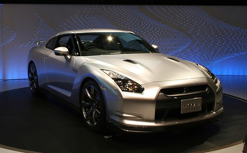 Nissan GT-R Tokyo Unveiling