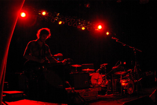 Demander in Red at the TLA