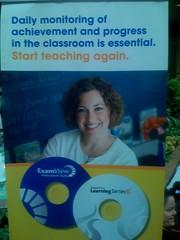 Start teaching again