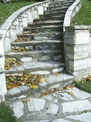 Don't Stair (JesApe) Tags: ny newyork stone stairs stair stones longisland greatneck