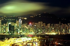 Hong Kong (calvin89) Tags: city night hongkong   victoriaharbor   platinumphoto anawesomeshot aplusphoto photofaceoffwinner