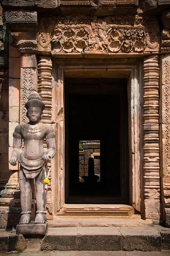 Prasat Phanom Rung  帕儂藍寺