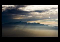 Key's View Sunset (Rob Scumaci) Tags: california light sunset clouds joshuatree dramatic planning layers patience joshuatreenationalpark filteredlight keysview canon70200f28lis inspirationpeak andalittleluck