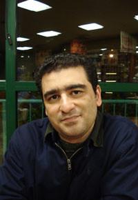 Behshad Hastibakhsh.