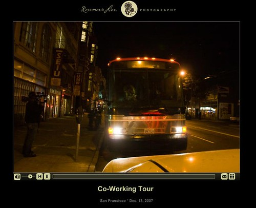 coworking tour