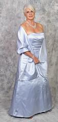 Crossdresser Evening Gown Vintage
