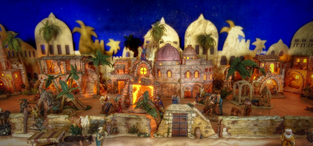 The Little Town of Bethlehem