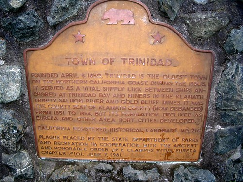 Trinidad Plaque