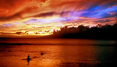 Maui Sunset (Whiffleboy) Tags: sunset maui napili colorphotoaward